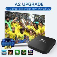 2020 mais novo htv caixa brasil htv6 btv brasileiro português tv a3 caixa de tv ao vivo iptv filme htv caixa 6 brasil 4 k hd media player
