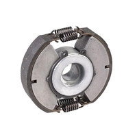 CLUTCH ASSY OD 78MM FOR HONDA GX100 MTX60 TAMPING RAMMER JUMPING JACK CLUTCHES TRENCH RAMMER CLUTCH KIT E REPLACEMENT PARTS