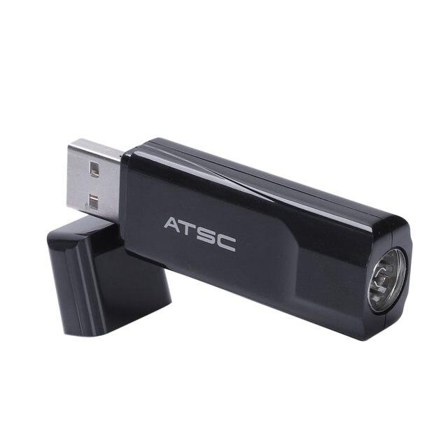 Kỹ thuật số ATSC TV Tuner Đầu Thu Truyền Hình Trực Tiếp HDTV Máy Tính Windows USB Dongle Cho Mỹ/Hàn Quốc/Mexico/Canada