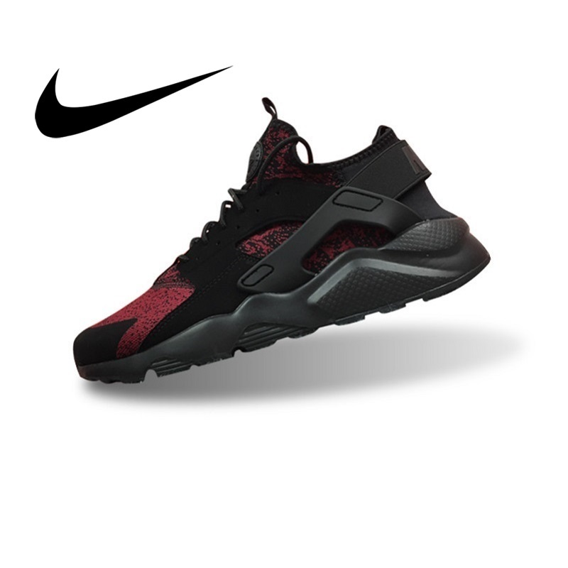 Nike Air Huarache Run Ultra Men's Running Shoes Original Authentic Breathable Comfortable Sport Outdoor Fashion Sneakers 753889