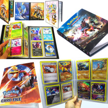 Takara Pokemon Card Album 112 240 Cards Pikachu Table Board Deck Game Toys PTCG Accessories Cards Collection Book Children