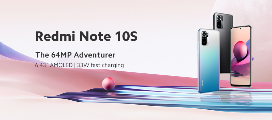 Note 10S 6+64