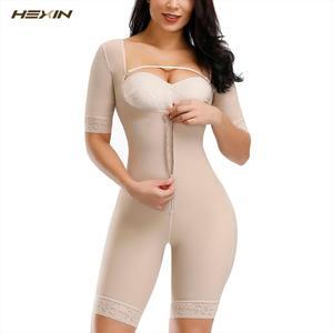 Image 1 - HEXIN Plus Shapewear Workout Waist Trainer Corset Butt lifter Tummy Control Plus Size Booty Lift Pulling Underwear Shaper