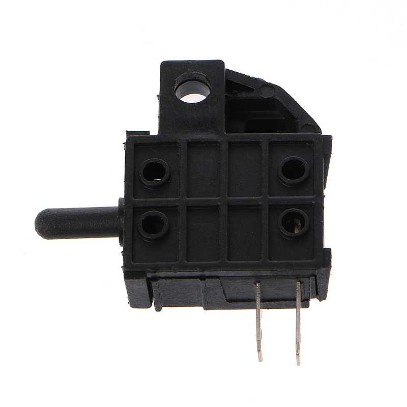 Interruptor de luz de la palanca de freno delantera derecha Universal para Pit Quad Bike ATV Damom