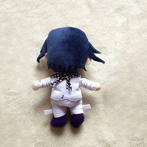 Image 5 - アニメぬいぐるみキーリングdanganronpa V3弾丸ロンパoma kokichi komaeda nagitoコスプレdiyハンドメイド素材ぬいぐるみキーチェーン玩具