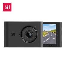 """YI Nachtlandschaft Dash Cam 1080p Smart Wi Fi Auto Kamera mit Wärme Resistent Super kondensator Nachtsicht 140 ° FOV 2.4 """"Bildschirm Schwarz"""