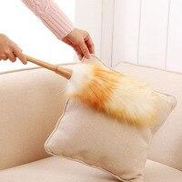 먼지 브러시에서 가정용 깃털 먼지 떨이 먼지 빗자루 청소 브러시 양모 먼지 브러쉬