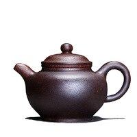 Tetera de arcilla púrpura Yixing tetera de té chino kongfu de 300ml