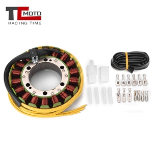 TCMOTO Мотоцикл Магнето двигатель генератор статор катушка для Honda VFR700 VFR750F INTERCEPTOR OEM 31120-ML7-692