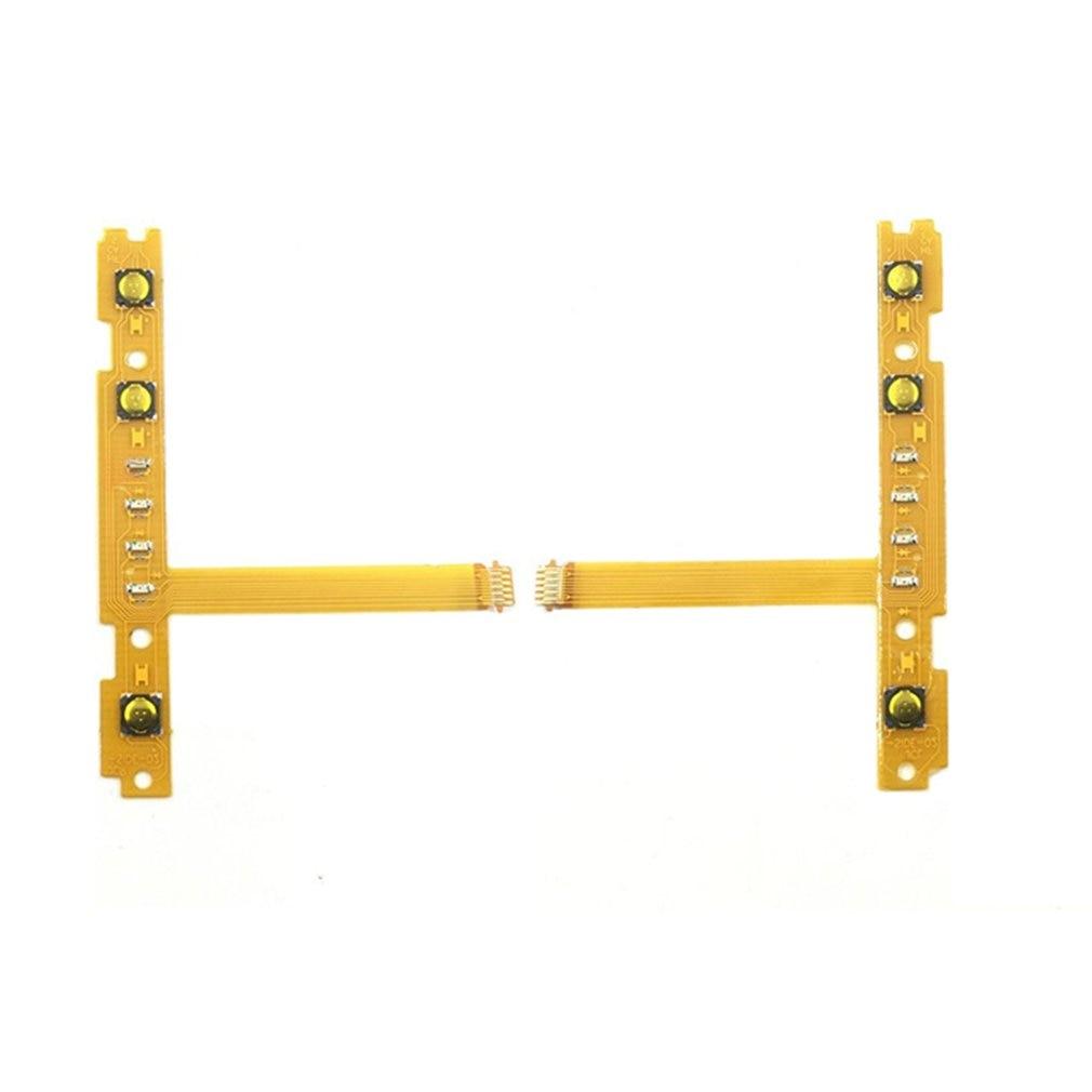 The Left Right Joy-Con Repair SL SR Button Key L/R Flex Cable For Nintend Switch Joy-Con Controller