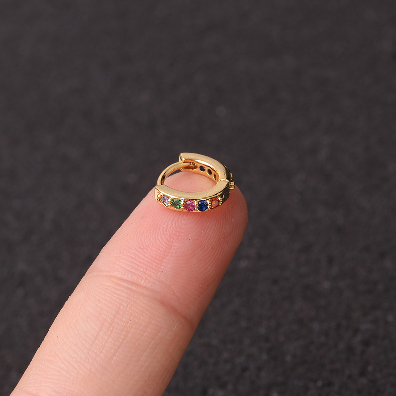 gold colorful 6mm