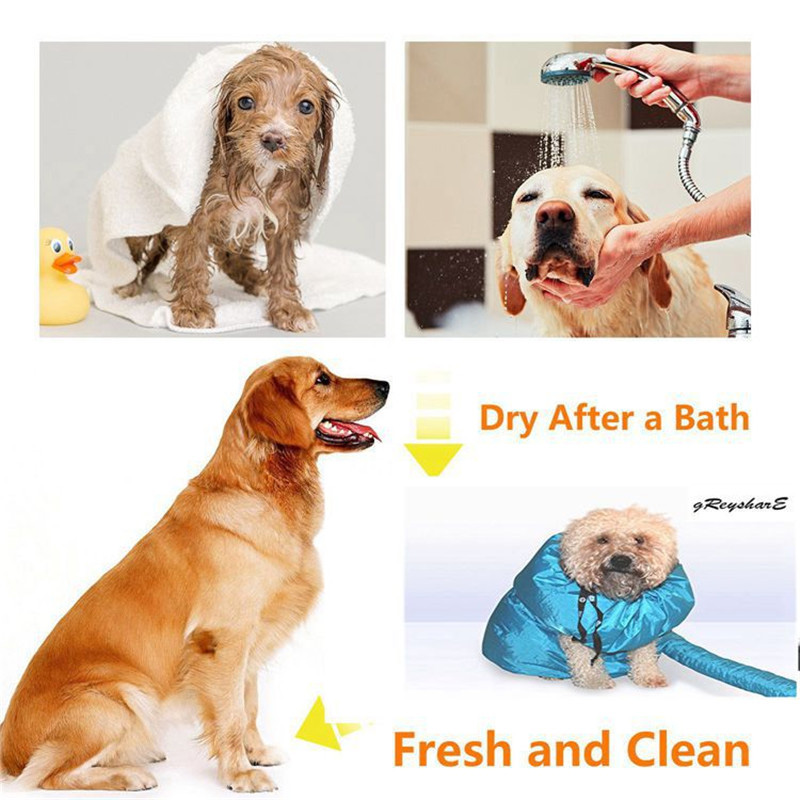 3 Size Cheap Dog Grooming Dryer Makes Dog Drying Fast and Easy After Bath For French Bulldog Chihuahua Ropa Perro Pug Hound Dog