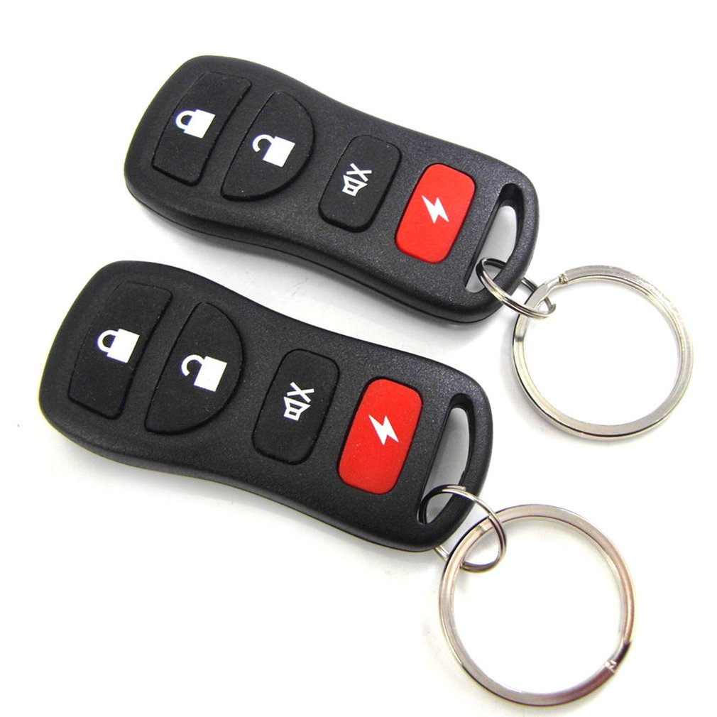 M616-8170 Car Remote Control Central Lock Alarm Device With Motor System