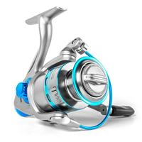 13 BB Fishing Reel All Metal Spool Spinning Reel 8KG Max Drag Stainless Steel Handle Line Spool Saltwater Fishing Accessories