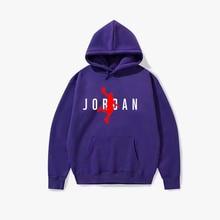 Men Sweatshirt Hip-Hop Male Hooded Hoodies Pullover Hoody 2020 Autumn New Arrival High JORDAN 23 Printed Sportswear clothing