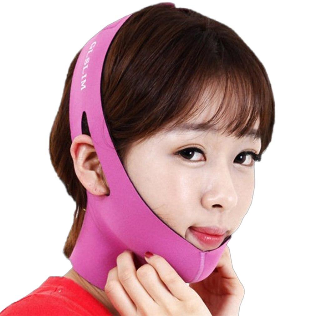 Купить двойной для лица и подбородка стройнящая повязка лифтинг маска