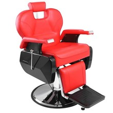classic large barber chair…