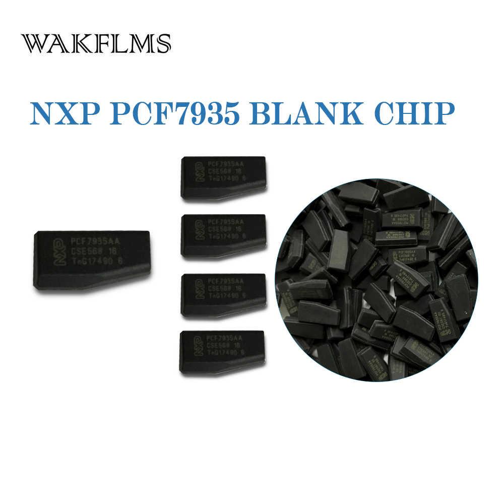 5 sztuk/partia oryginalny PCF7935 Transponder chipy do samochodu chip puste PCF7935AA 7935AS PCF 7935 PCF7935 OEM