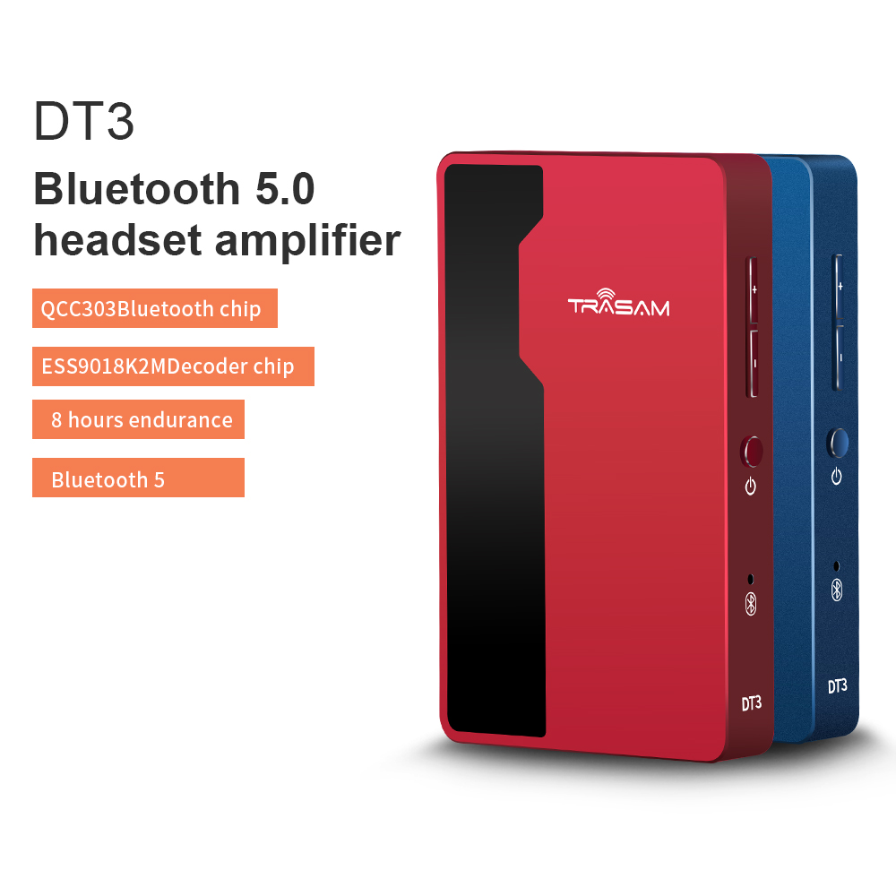 DT3 BALANCE 2 5 3 5 OUT BLUETOOTH APTX Amplifier HEADPHONE mic support