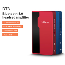 DT3 BALANCE 2 5 3 5 OUT BLUETOOTH APTX Amplifier HEADPHONE mic support