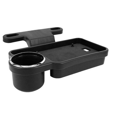 universal assento de carro volta mesa traseira bebida comida copo bandeja titular montagem f