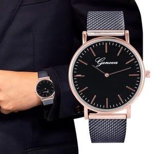 Men Luxury Stainless Steel Quartz Military Sport Plastic Band Dial Wrist Watch reloj mujer New Freeshipping Hot Sales#w