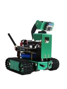 Image 2 - JETBOT искусственный интеллект автомобиль Jetson nano vision AI робот автопилот набор макетной платы