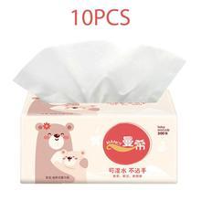 Салфетки Бумажные Желтого Медведя Рекламы Изготовленная На Заказ Бумажная Бумага Один Насосных Туалетная Бумага Целлюлозы Бумага 10 Штук