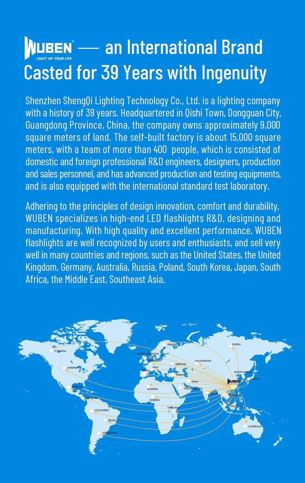 Wuben e12r lanterna forte ultra brilhante ultra
