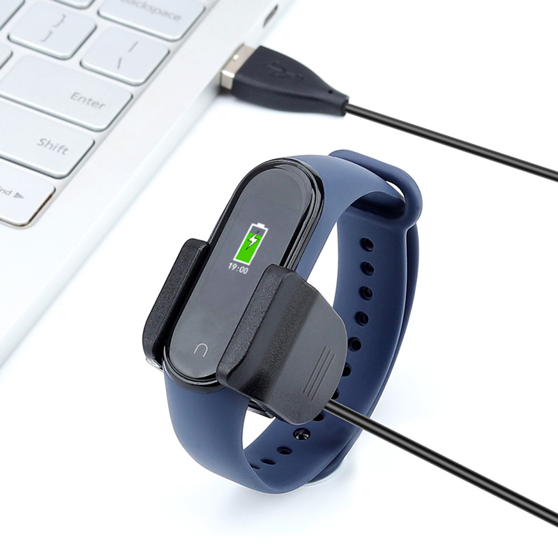 For Xiaomi Mi Band 4 Charger Usb Charging Clip Miband 4 Charging Dock Fast Charger Cable Portable Mi Band 4 Charger Adapter