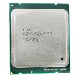 Intel Xeon Quad Core E5 1620 E5-1620 CPU LGA 2011 Processador Desktop Processador