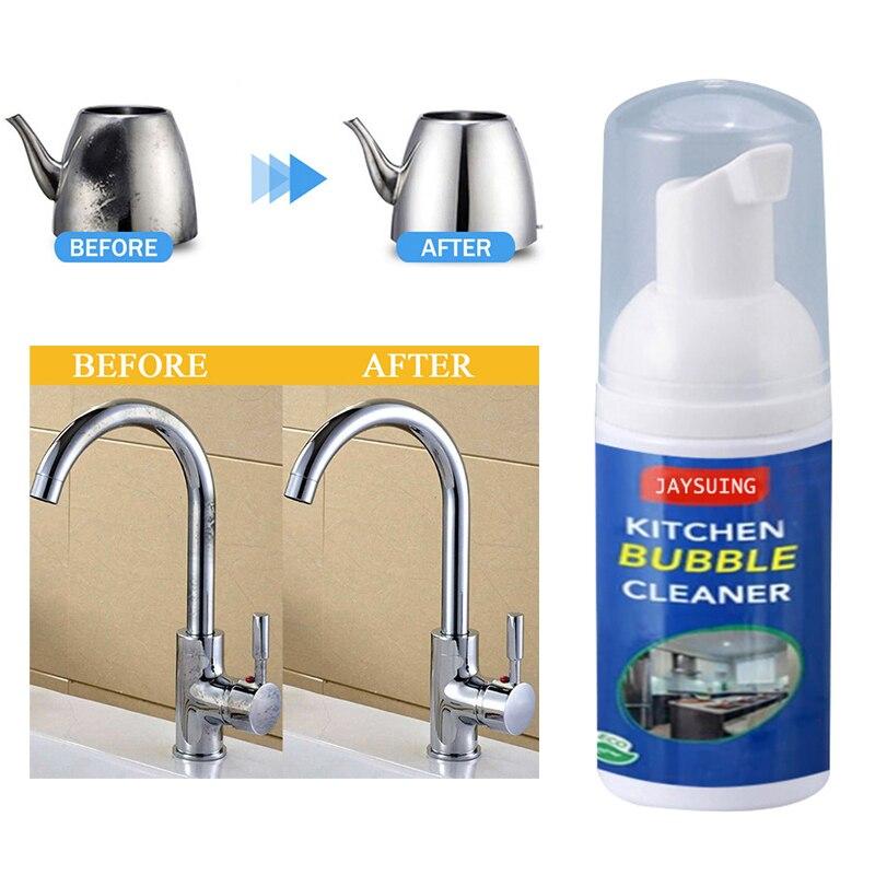 Household Kitchen Bathroom Cleaning Foam Decontamination Cleaner 30ml