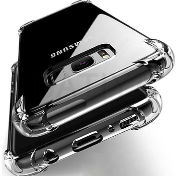 Shockproof Case on for Samsung Galaxy S21 Ultre S20 FE S10 Plus S10E S8 S9 S7 Silicone Phone Cases for Note 20 10 9 8 Back Cover 1