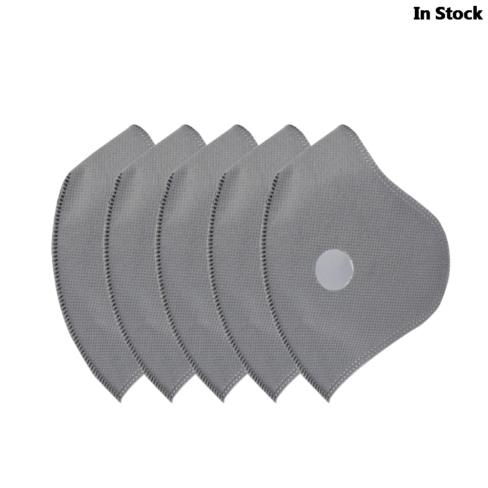 CZ US STOCK 10/20/30 Pcs Authentic Replacement Parts,   N99 Filters F Mesh  Neoprene Mask Dropshipping