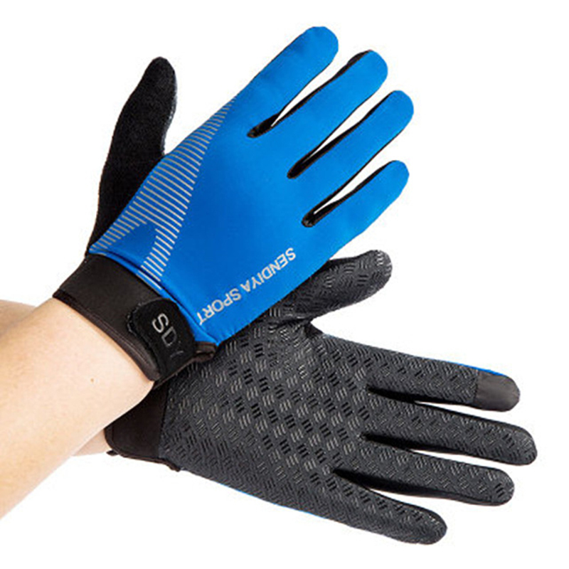 Work Gloves Full Finger Touch Screen Breathable Soft Safety Gloves Non-slip Anti-cut Men's And Women's Work Protective Gloves