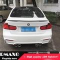 Спойлер для BMW F30 F35 2015-2018 320li 325li F30 F35 P высокое качество карбоновое волокно заднее крыло праймер цвет задний спойлер