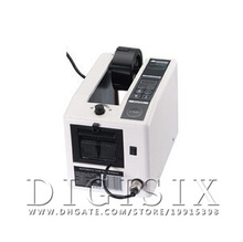 цена на High Precision M-1000S Automatic packing tape dispenser Tape adhesive cutting cutter machine 220V , width 4-50mm, length 5-999mm