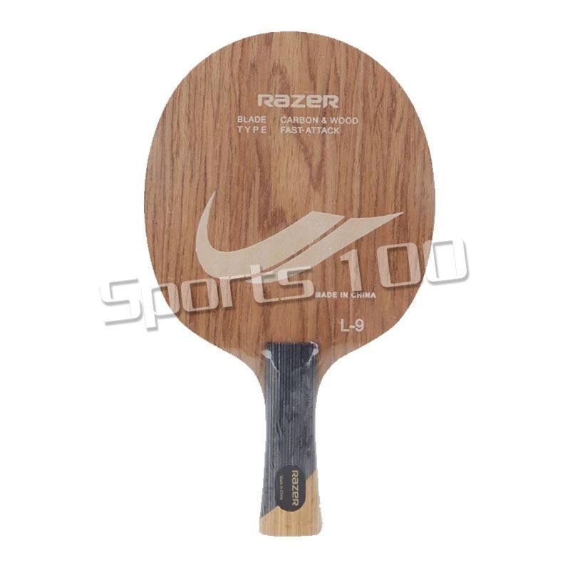 Razer L9 L-9 L 9 Table Tennis Carbon Blade For PingPong Racket Playa PingPong