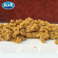 Carp Hate Carp azul X5 Fish fórmula 5 bolsa Crucian Carp dragón King cebo comida en polvo China cebo mezclado peces salvajes negro|Reflectores| |  -
