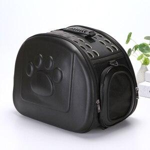 Image 2 - CAWAYI hodowla nosidełka dla zwierząt przenoszenie dla małych kotów psy torebka torba transportowa dla psów koszyk bolso perro torba dla psa honden tassen
