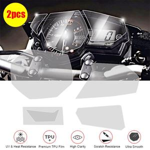 2PCS Speedometer Film Screen For Yamaha Screen Protector For Yamaha YZF R3 MT03 Cluster Scratch Protector Motorcycle Accessories