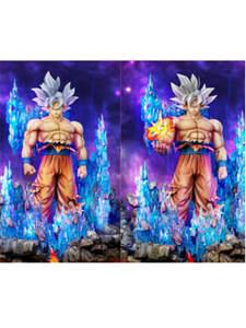 Toy-Box Statue Bust Action-Model Dragon-Ball-Z GK Ultra-Instinct Super-Saiyan Z2608 24-60CM