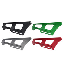 Garde-chaîne arrière en alliage d'aluminium pour CRF250L KLX140L KLX150 KLX 230L