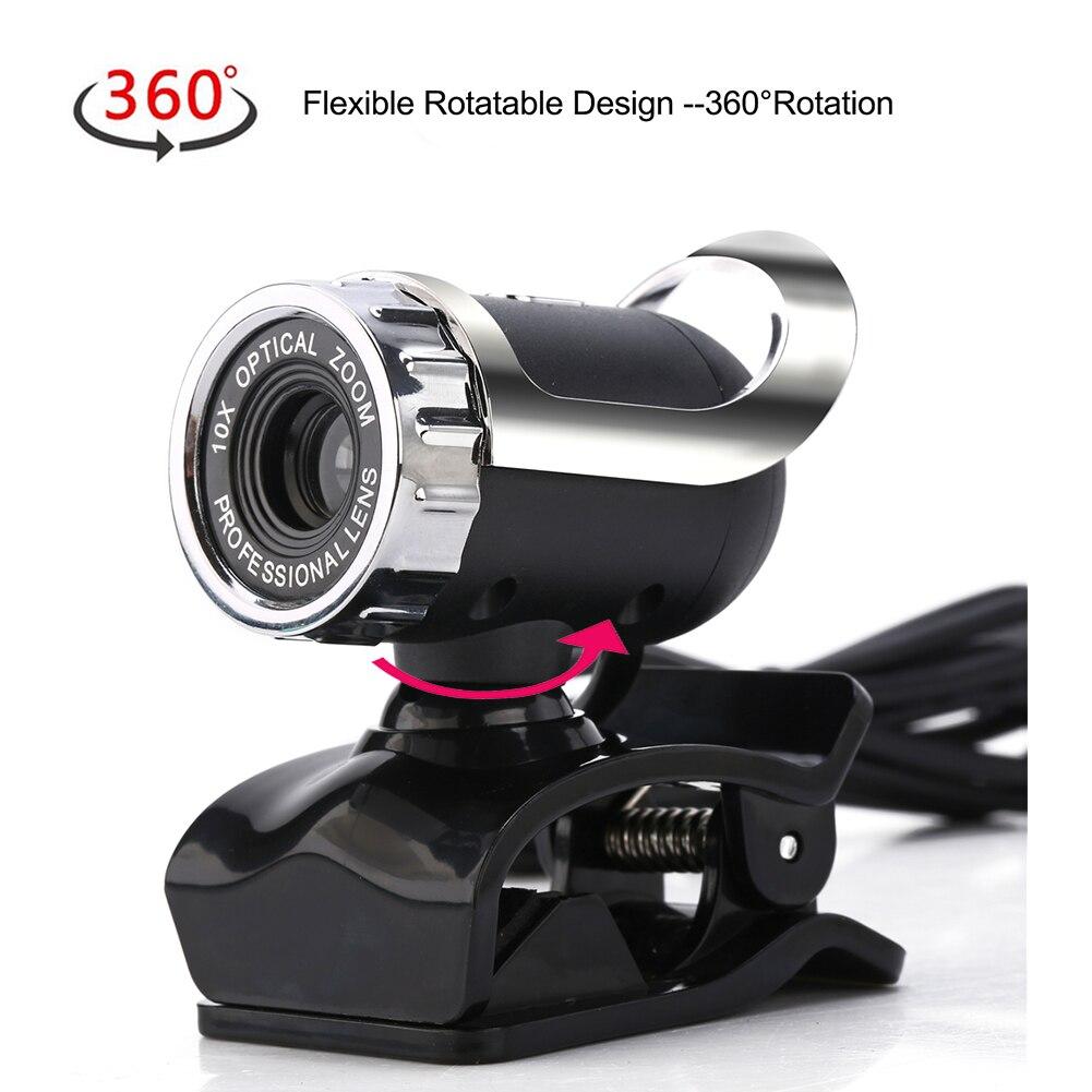 12 мегапикселей usb20 веб камера с микрофоном клип on для компьютера