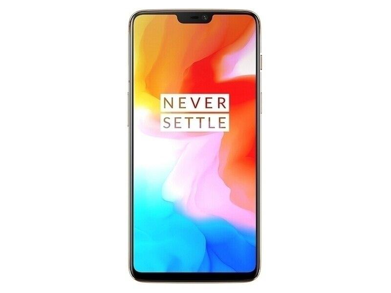 "Original New Unlock Global Version Oneplus 6 A6003 Mobile Phone 4G LTE 6.28"" 6GB RAM 64GB Dual SIM Card Snapdragon 845 phone"