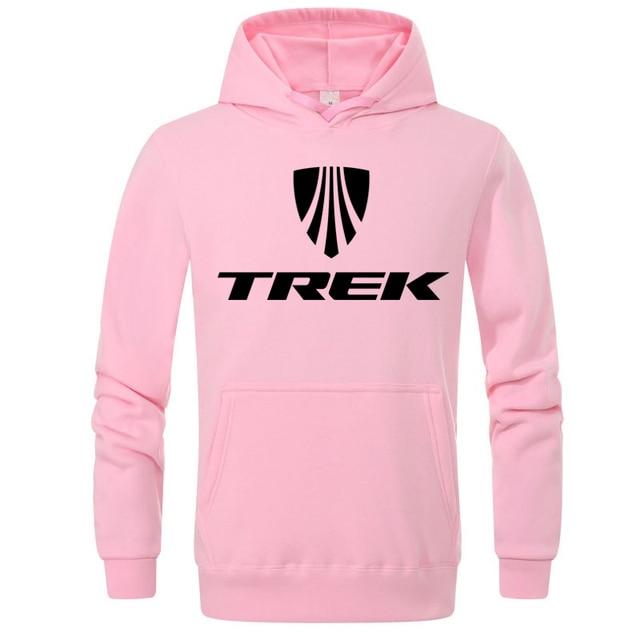 TREK Mountain Bike Hoodie Sweatshirt Men/Women Tracksuit New 2021 Autumn Winter Casual Hip Hop Hoody Man Hoodies Pullover 6