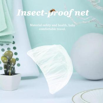 Trendy Summer Infants Baby Stroller Mosquito Net Buggy Pram Protector Pushchair Fly Midge Insect Bug Cover Stroller Accessories image