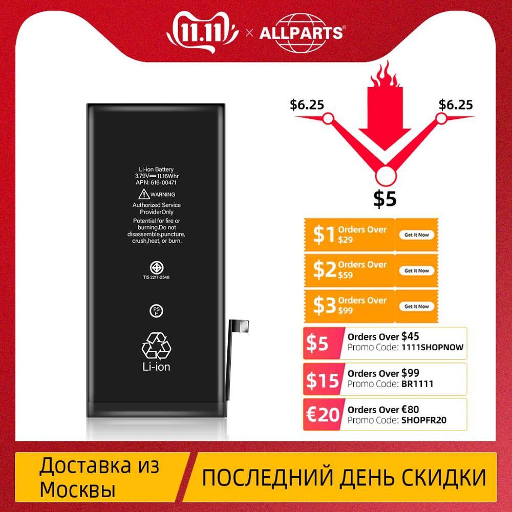 2019 novas baterias internas substituição para iphone 5 5S se bateria oem substituição bateria para iphone 6 s 7 plus x bateria