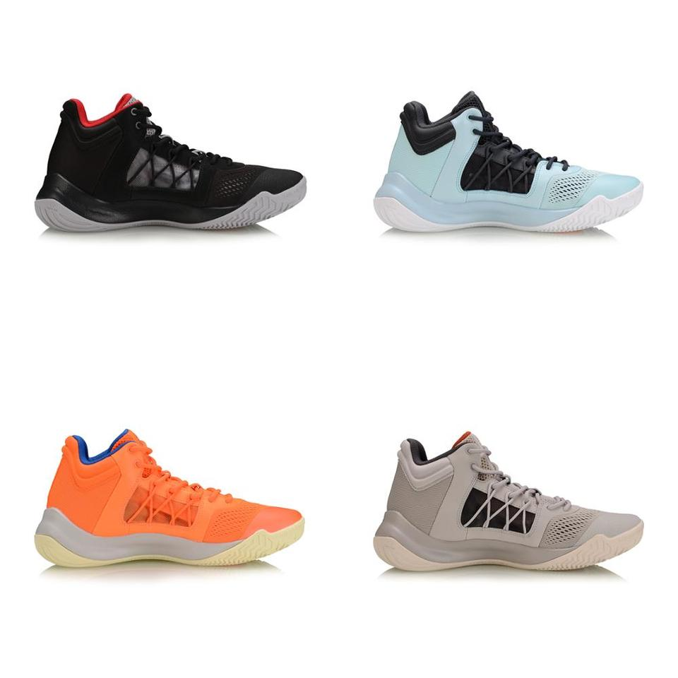 Li Ning Men STORM 2019 On Court Basketball Shoes Cushion Wearable LiNing Cloud Sport Shoes Support Sneakers ABPP019 XYL289