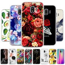Etui do Samsung J2 Pro etui silikonowe stylowe Capas do Samsung Galaxy J2 2018 J2PRO 2018 Gand Prime Pro TPU wzór telefon Coque tanie tanio Bolomboy CN (pochodzenie) Częściowo przysłonięte etui TPU Painted Case For Galaxy J2 2018 J2PRO 2018 Gand Prime Pro